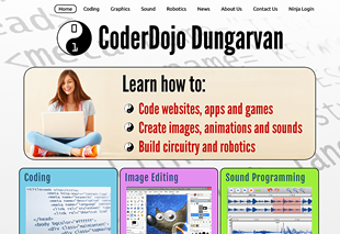 CoderDojo Dungarvan preview